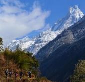 The Annapurna Circuit