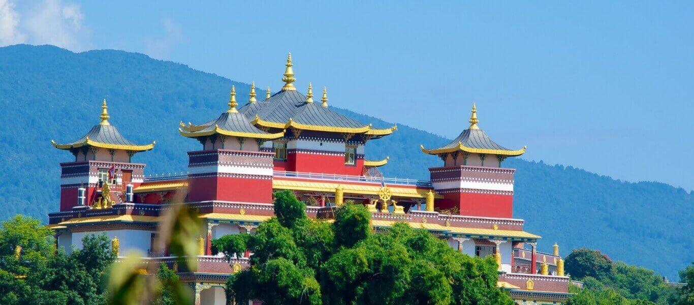 Experience a Yoga or Monastic Retreat