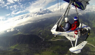 Hang Gliding and Ultralight Flights