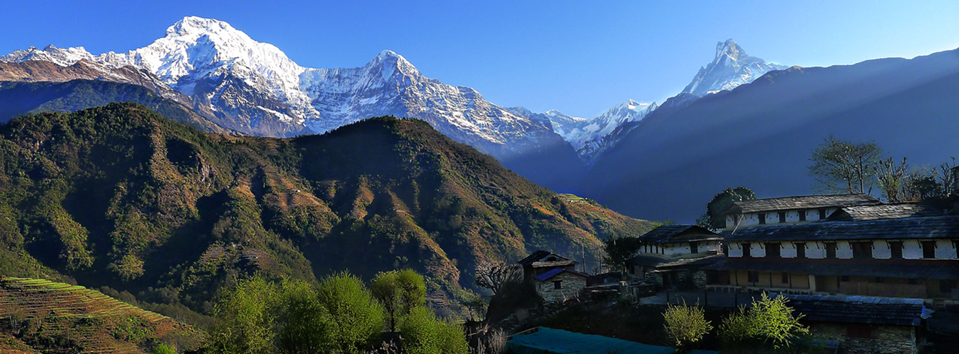 DISCOVER NEPAL & ITS BEAUTY